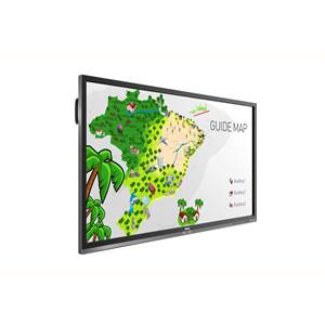 Large Format Interactive Displays